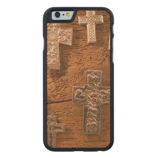 USA, Arizona, Tubac: South Arizona's Premier 3 Carved Maple iPhone 6 Case