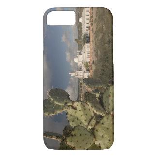 USA, Arizona, Tucson: Mission San Xavier del Bac 2 iPhone 8/7 Case