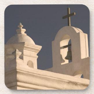 USA, Arizona, Tucson: Mission San Xavier del Bac Coaster