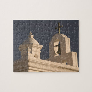 USA, Arizona, Tucson: Mission San Xavier del Bac Jigsaw Puzzle