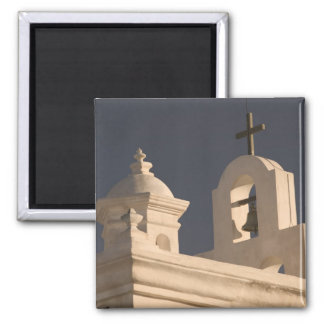 USA, Arizona, Tucson: Mission San Xavier del Bac Magnets
