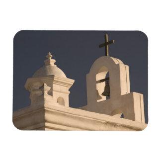 USA, Arizona, Tucson: Mission San Xavier del Bac Magnet