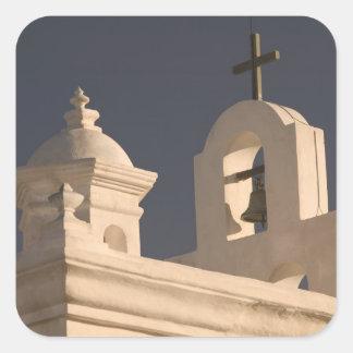USA, Arizona, Tucson: Mission San Xavier del Bac Stickers