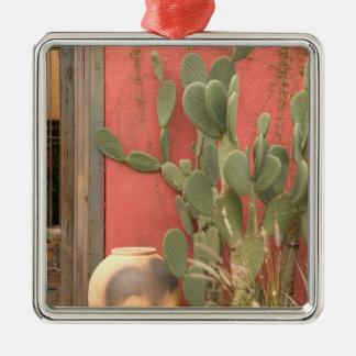 USA, Arizona, Tucson: Presidio Historic District 2 Metal Ornament