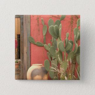 USA, Arizona, Tucson: Presidio Historic District 2 Pinback Button