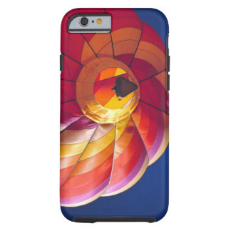 USA, Arizona, Val Vista. A colorful hot-air Tough iPhone 6 Case