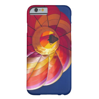 USA, Arizona, Val Vista. A colorful hot-air Barely There iPhone 6 Case