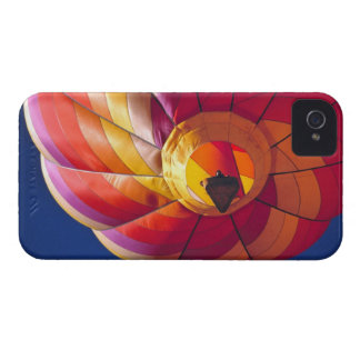 USA, Arizona, Val Vista. A colorful hot-air iPhone 4 Case-Mate Cases