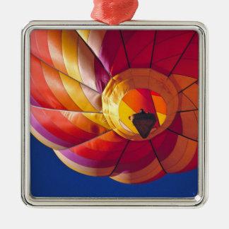 USA, Arizona, Val Vista. A colorful hot-air Metal Ornament