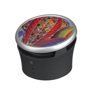USA, Arizona, Val Vista. Colorful hot-air Bluetooth Speaker