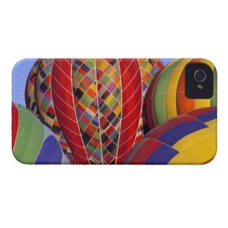 USA, Arizona, Val Vista. Colorful hot-air Case-Mate iPhone 4 Cases
