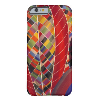 USA, Arizona, Val Vista. Colorful hot-air Barely There iPhone 6 Case