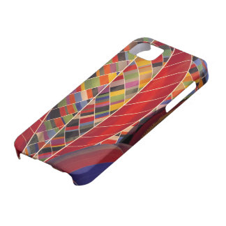 USA, Arizona, Val Vista. Colorful hot-air iPhone 5 Cover