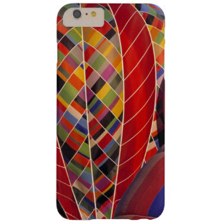USA, Arizona, Val Vista. Colorful hot-air Barely There iPhone 6 Plus Case