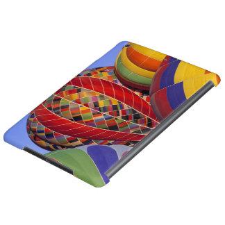 USA, Arizona, Val Vista. Colorful hot-air iPad Air Cover