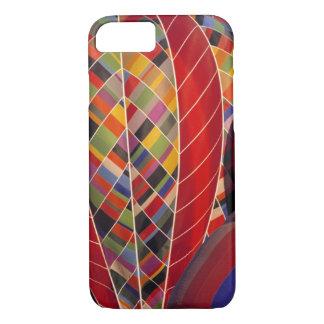 USA, Arizona, Val Vista. Colorful hot-air iPhone 8/7 Case