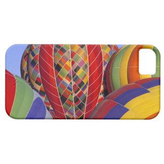 USA, Arizona, Val Vista. Colorful hot-air iPhone SE/5/5s Case