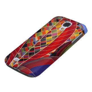 USA, Arizona, Val Vista. Colorful hot-air Samsung S4 Case