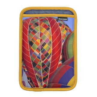 USA, Arizona, Val Vista. Colorful hot-air Sleeve For iPad Mini