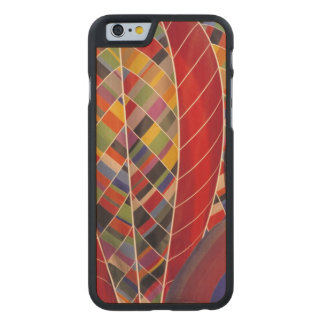 USA, Arizona, Val Vista. Colorful hot-air Carved® Maple iPhone 6 Slim Case
