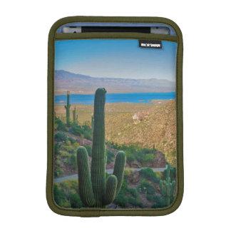 USA, Arizona. View From The Entrance To Tonto iPad Mini Sleeve