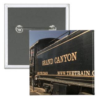 USA, Arizona, Williams: Grand Canyon Railroad Pins