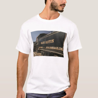 USA, Arizona, Williams: Grand Canyon Railroad T-Shirt