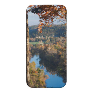 USA, Arkansas, War Eagle, Hobbs State Park Cover For iPhone SE/5/5s