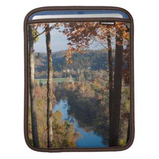 USA, Arkansas, War Eagle, Hobbs State Park iPad Sleeve