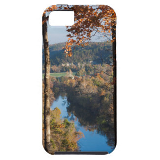 USA, Arkansas, War Eagle, Hobbs State Park iPhone SE/5/5s Case