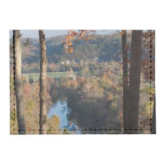 USA, Arkansas, War Eagle, Hobbs State Park Tyvek® Card Wallet