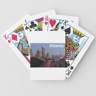 USA Atlanta (St.K) Bicycle Playing Cards