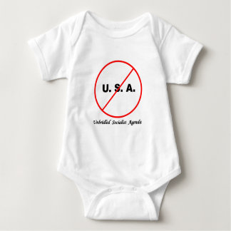 USA? BABY BODYSUIT