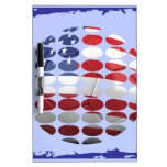 USA BALL PRODUCTS Dry-Erase BOARD