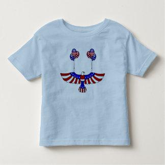 USA Balloon Flight Toddler T-shirt