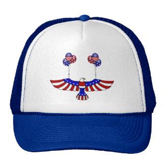 USA Balloon Flight Trucker Hat