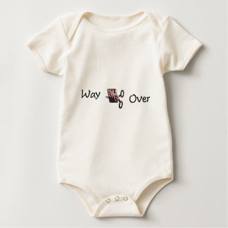 USA Bankrupt Baby Bodysuit