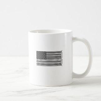 USA Barcode Coffee Mug