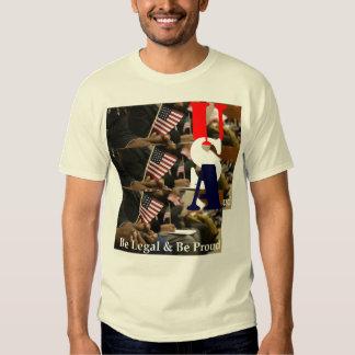 USA Basic T-Shirt