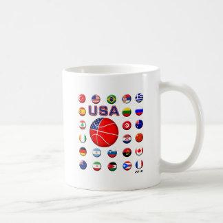 USA Basketball 2010 Mugs