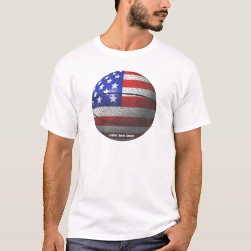USA Basketball T_Shirt