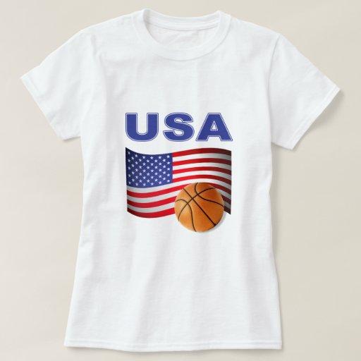 USA Basketball Team T-shirt