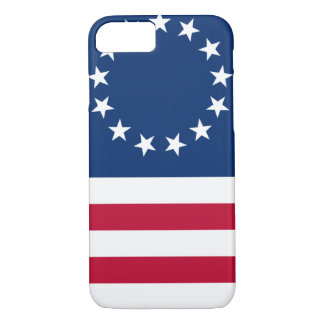 usa betsy flag stars iPhone 7 case