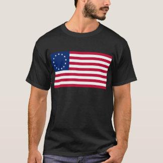 USA Betsy Ross Flag T-Shirt
