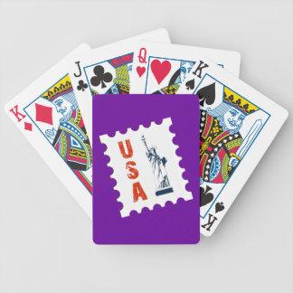 USA BICYCLE PLAYING CARDS