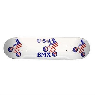 USA BMX - American Cyclist Skate Decks