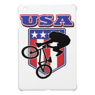 USA BMX Biker iPad Mini Case