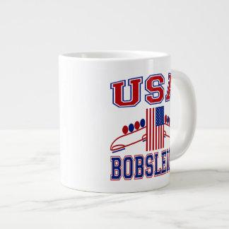 USA Bobsleigh Giant Coffee Mug
