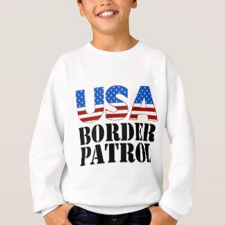 USA Border Patrol Sweatshirt