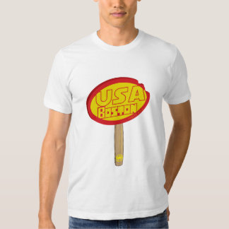 usa-boston-lolly by rogers bros t shirt